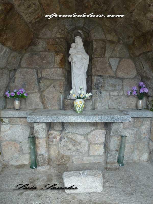 Virgen del Espino